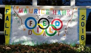 3rd grade field day banner 2016